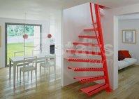escalier 1m2. Black Bedroom Furniture Sets. Home Design Ideas
