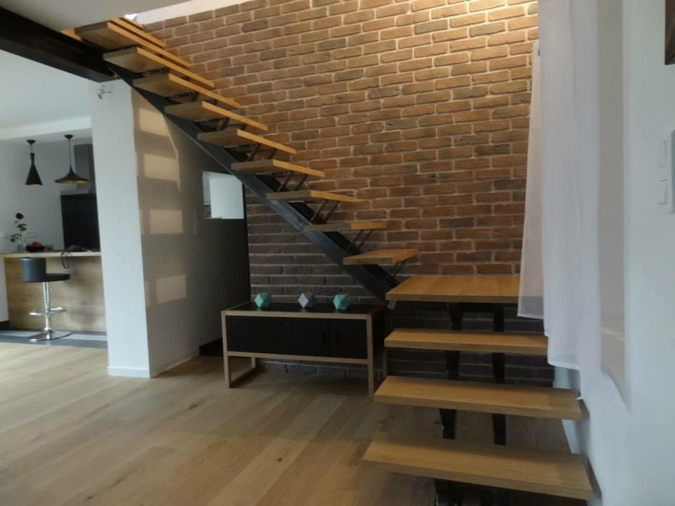 aide pour plan et cote escalier. Black Bedroom Furniture Sets. Home Design Ideas