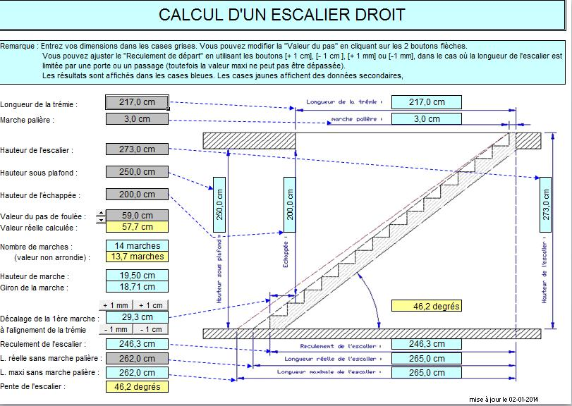 comment calculer un escalier droit 15 un escalier quart tournant sera encore plus raide le. Black Bedroom Furniture Sets. Home Design Ideas