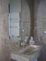 STUCCO (enduit chaux) salle de bain.JPG