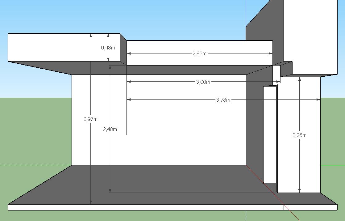 besoin d 39 aide pour calculer un escalier droit. Black Bedroom Furniture Sets. Home Design Ideas