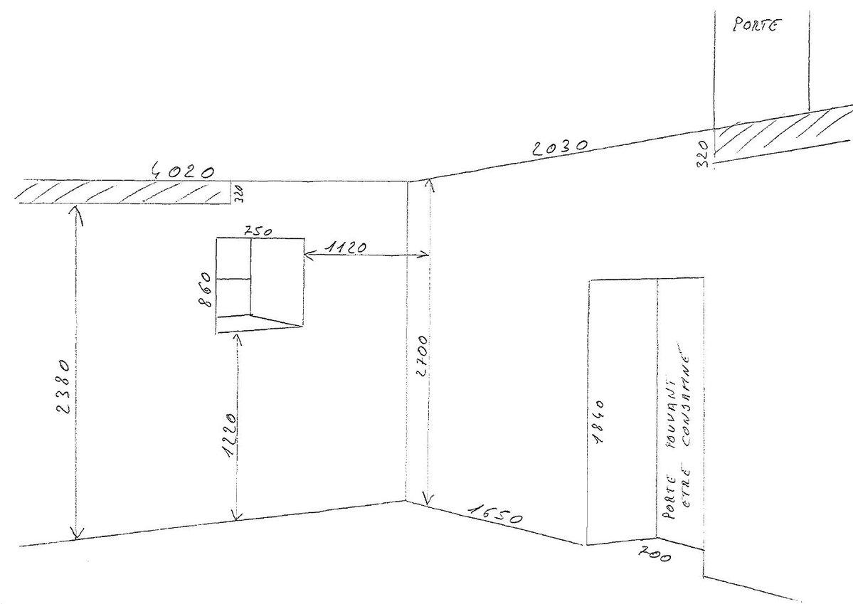 aide escalier quart tournant calcul et plan. Black Bedroom Furniture Sets. Home Design Ideas