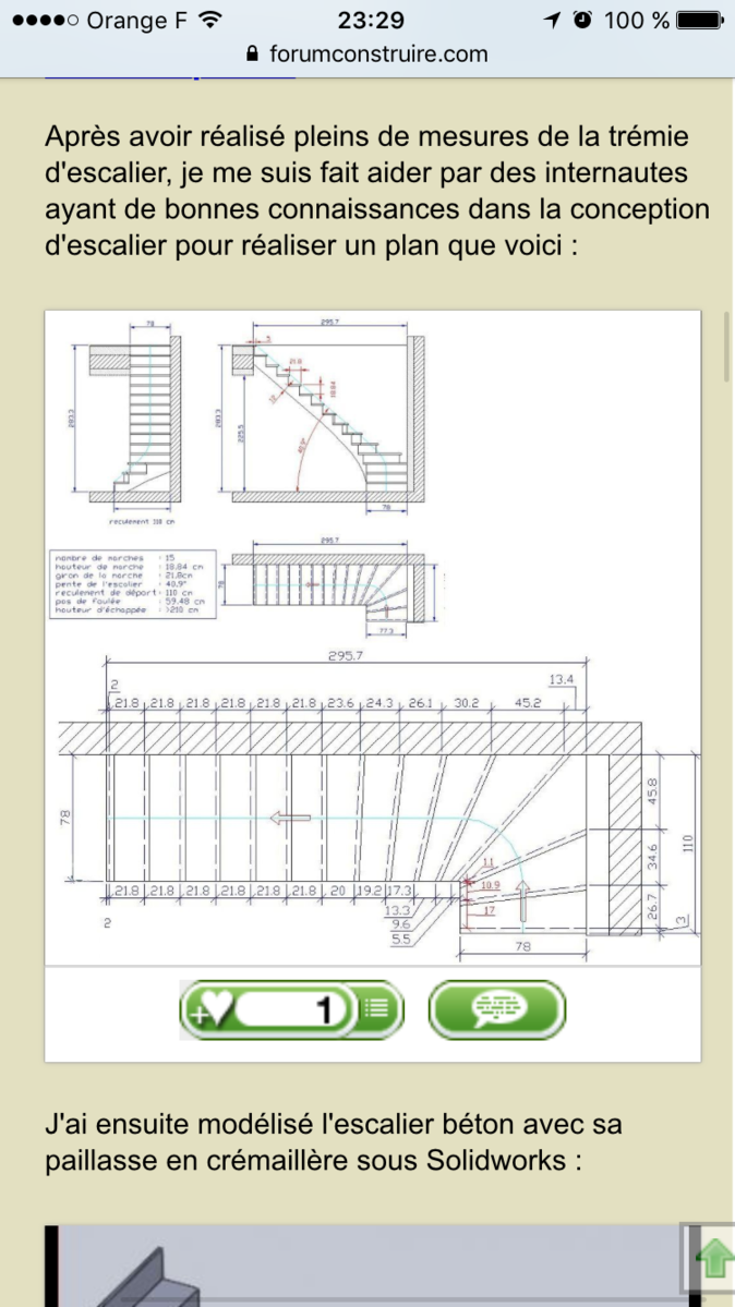 fabrication escalier 2 4 tournant. Black Bedroom Furniture Sets. Home Design Ideas