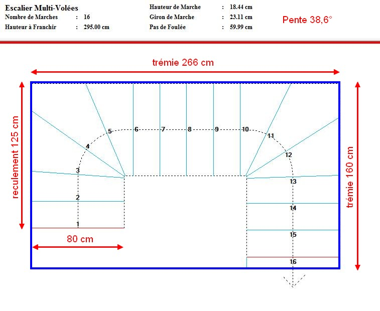 calcul escalier beton pour lionel. Black Bedroom Furniture Sets. Home Design Ideas