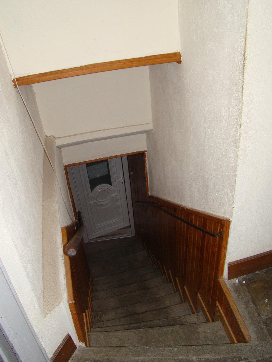Recouvrir escalier béton irrégulier